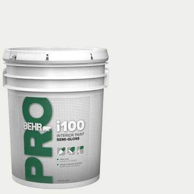 5 gal. i100 Toned-Base Semi-Gloss Interior Paint