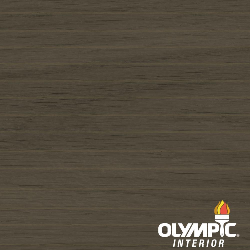 1-gal. Black Semi-Transparent Oil-Based Wood Finish Penetrating Interior Stain
