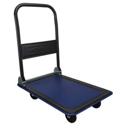 330 lbs. Capacity Steel Folding Platform Cart