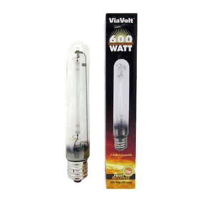 600-Watt High Pressure Sodium Replacement HID Light Bulb