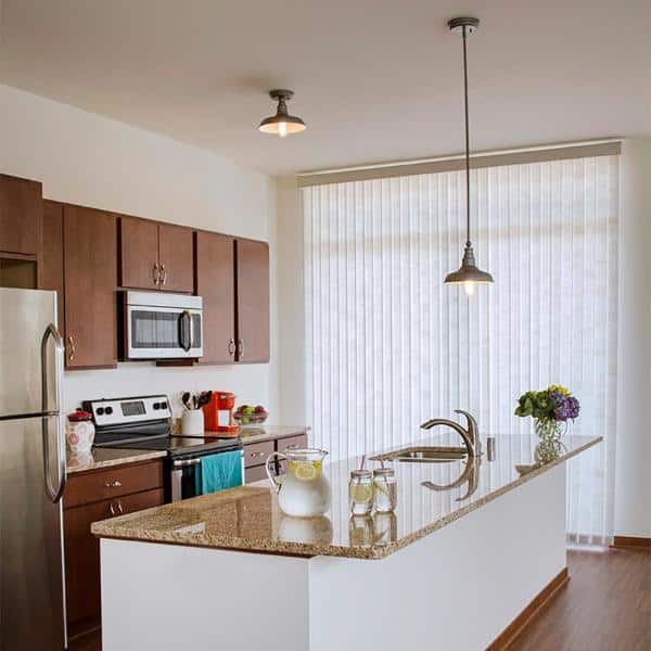 Design House - Kimball 1-Light Textured Coffee Bronze Indoor Ceiling Mount