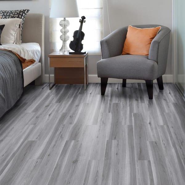 L Luxury Vinyl Plank Flooring, Grey Vinyl Plank Flooring Living Room