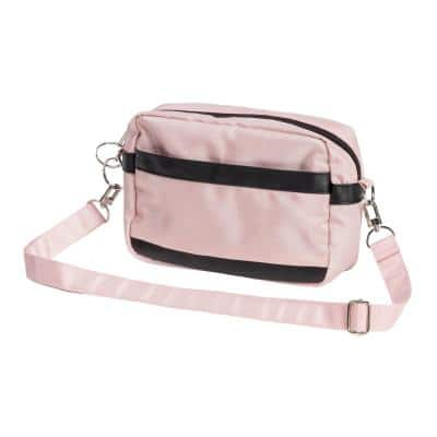 Multi-Use Accessory Bag in Pink