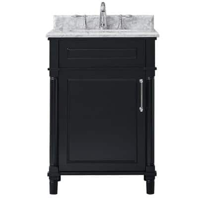 Black Bathroom Vanities Bath The Home Depot