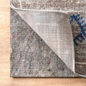 Pet-Friendly Non-Slip Grip 4 ft. x 6 ft. Rectangle Rug Pad