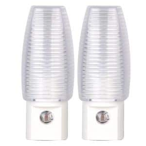 7-Watt Incandescent Automatic Night Light (2-Pack)