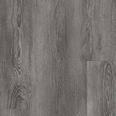 Vinyl Pro with Mute Step Breakwater Oak 7.25 in. W x 48 in. L Waterproof Luxury Vinyl Plank Flooring (24.03 sq. ft.)