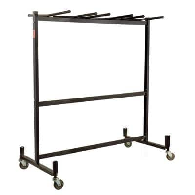 1320 lbs. Capacity Table/Chair Truck Holds 42 Chairs and 8-10 Tables (Compatible Only w/ 72 in. or 96 in. Length Tables)