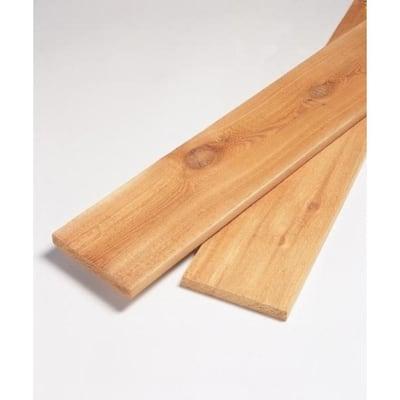3/4 in. x 4 in. x 8 ft. Cedar Board