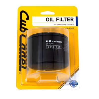Replacement Engine Oil Filter for Premium Kawasaki 22-24 HP Engines