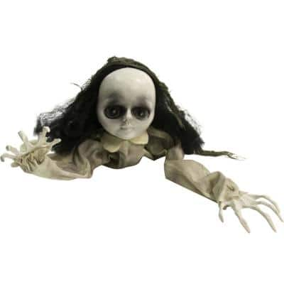 9 in. Touch Activated Animatronic Doll