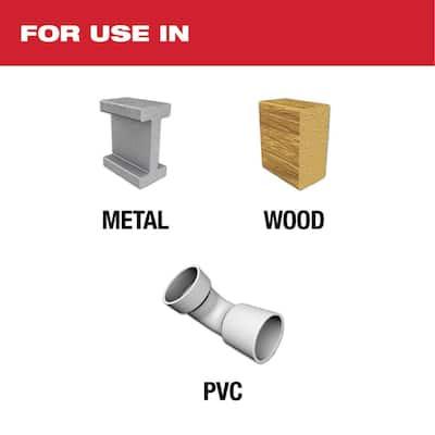 SHOCKWAVE Impact-Duty Titanium Drill Bit Set (15-Piece)