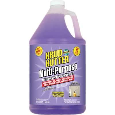 1 gal. Multi-Purpose Pressure Washer Concentrate