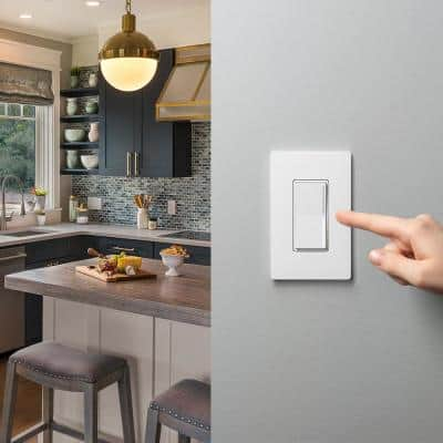 Sunnata Touch Dimmer with LED+ Advanced Technology for Superior Dimming of LED, Incandescent and Halogen Bulbs, Black