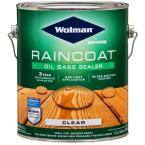 1 gal. Raincoat Clear Oil-Based Water Repellent Exterior Wood Sealer (4-Pack)