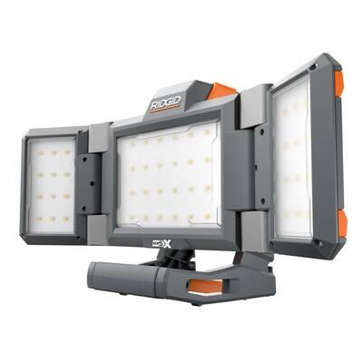 18-Volt Hybrid Folding Panel Light (Tool Only)