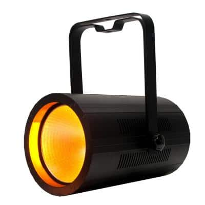 COB Cannon 150-Watt 4 in 1 RGBA Wash High Bay Integrated LED Commercial Light