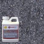 8-oz. Jet Stone Interior Concrete Dye Stain Concentrate