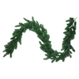 6 ft. Decorative Green Pine Artificial Christmas Garland