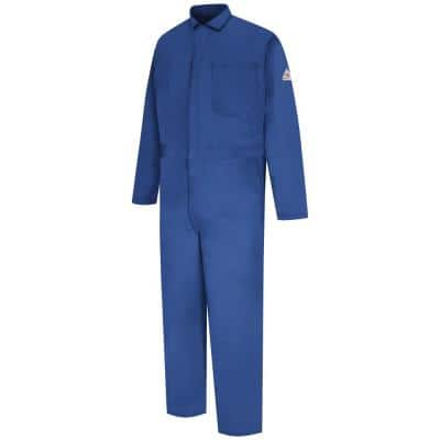 EXCEL FR Men's Size 44 (Tall) Royal Blue Classic Coverall