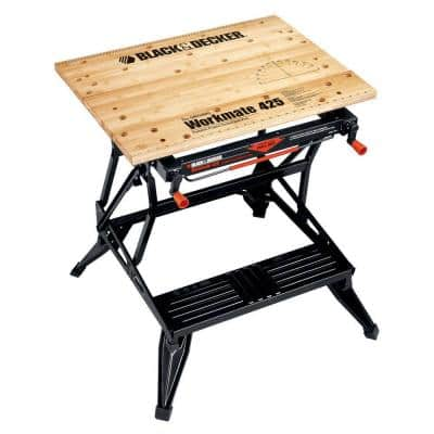 Workmate 425 30 in. Folding Portable Workbench and Vise
