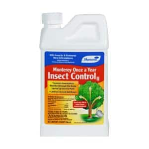 128 oz. Once-a-Year Insect Control II
