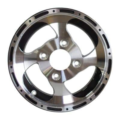 Front Aluminum Wheel for Vector 500 Utility Vehicle