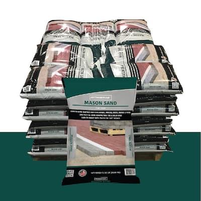 50 lbs. Mason Sand Pallet (49-Bags)