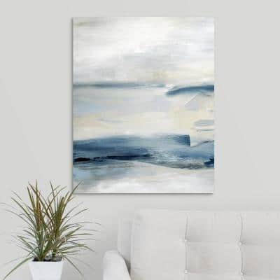 """Drifting Tides I"" by Judith Shapiro Canvas Wall Art"