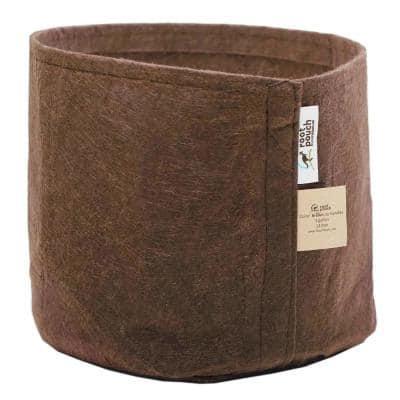 2 Gal. Boxer Brown Breathable Fabric Planting Containers and Pots Planter (10-Pack)