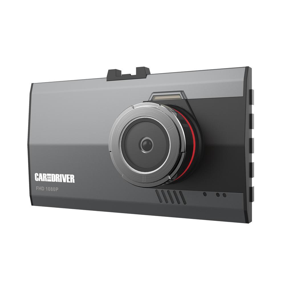 Slim Dash Cam with Loop Recording & Super Nightvision