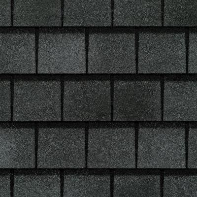 Slateline English Gray Designer Laminated Architectural Shingles (33.3 sq. ft. per Bundle) (16-pieces)