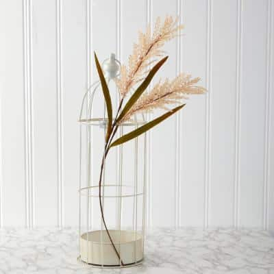 30 in. Sorghum Harvest Artificial Flower (Set of 12)