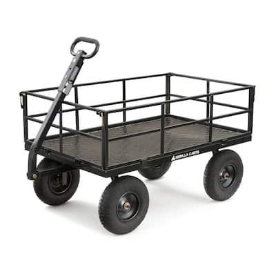 1,200 lb. Heavy-Duty Steel Utility Cart