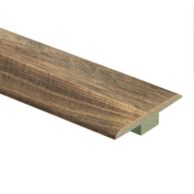 Ann Arbor Oak 7/16 in. Thick x 1-3/4 in. Wide x 72 in. Length Laminate T-Molding