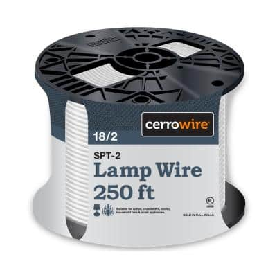 Lamp Cord Wire Electrical The Home Depot