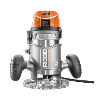 11 Amp 2 HP 1/2 in. Corded Fixed Base Router