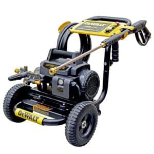 DXPW1500E 1500 PSI at 2.0 GPM Cold Water Electric Pressure Washer