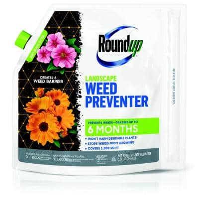 5.4 lbs. Roundup Landscape Weed Preventer