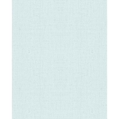 Vanora Blue Linen Blue Wallpaper Sample