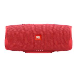 Red Portable Bluetooth Speaker