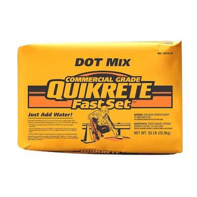 55lb. FastSet DOT Mix Cement
