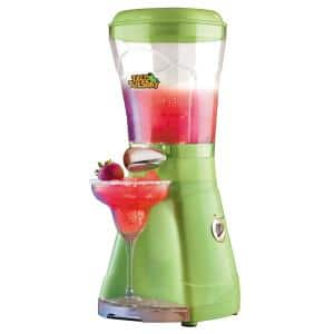 64 oz. Lime Green Margarita and Ice Crusher Slush Maker