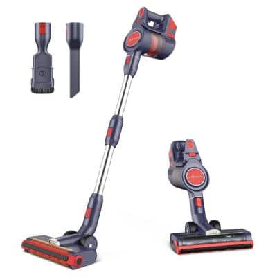 Cordless Vacuum cleaner, Suitable for Multiple Floor, 250-Watt Strong Suction, Wall Mounted Charging