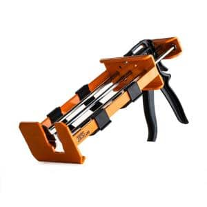 900 ml (2:1) 26:1 High Thrust Dual Component Cartridge Gun