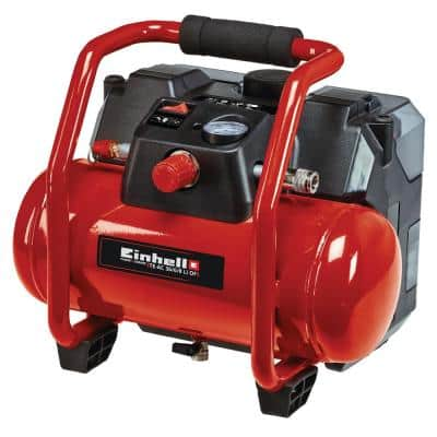 PXC 1.6 Gal. 36-Volt 135 Max PSI Compact Portable Cordless Electric Air Compressor (w/2 x 3.0-Ah Batteries and Charger)