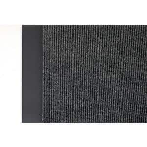 Garage Grip 10 ft. W x 22 ft. L Gray Rib Professional Grade Non Slip Polyester Flooring Roll