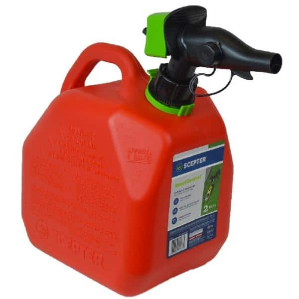 Scepter 2 Gal. Smart Control Gas Can
