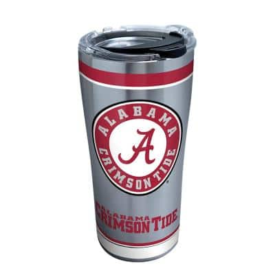 University of Alabama Tradition 20 oz. Stainless Steel Tumbler with Lid
