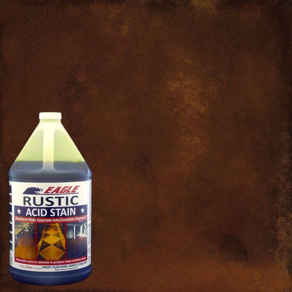 Eagle 1 gal. Rustic Interior/Exterior Concrete Acid Stain